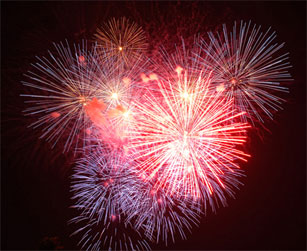 Fuochi d\'artificio
