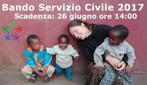 BANDO SERVIZIO CIVILE