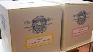 RISULTATI ELEZIONI POLITICHE 2018 COMUNE DI PRESEN