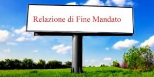 RELAZIONE DI FINE MANDATO