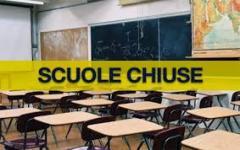 SCUOLE CHIUSE CORONAVIRUS FINO AL 01 03 2020