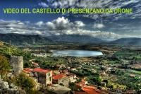 VIDEO DEL CASTELLO DI PRESENZANO DA DRONE